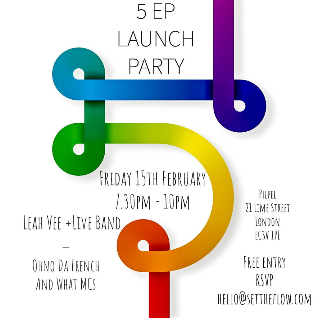 5 EP Launch Party