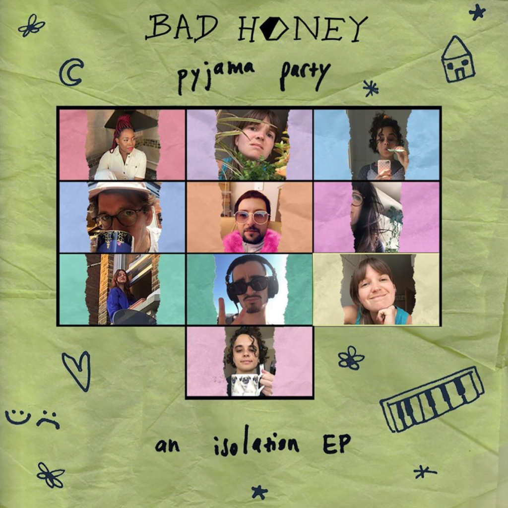 Bad Honey Pyjama Party