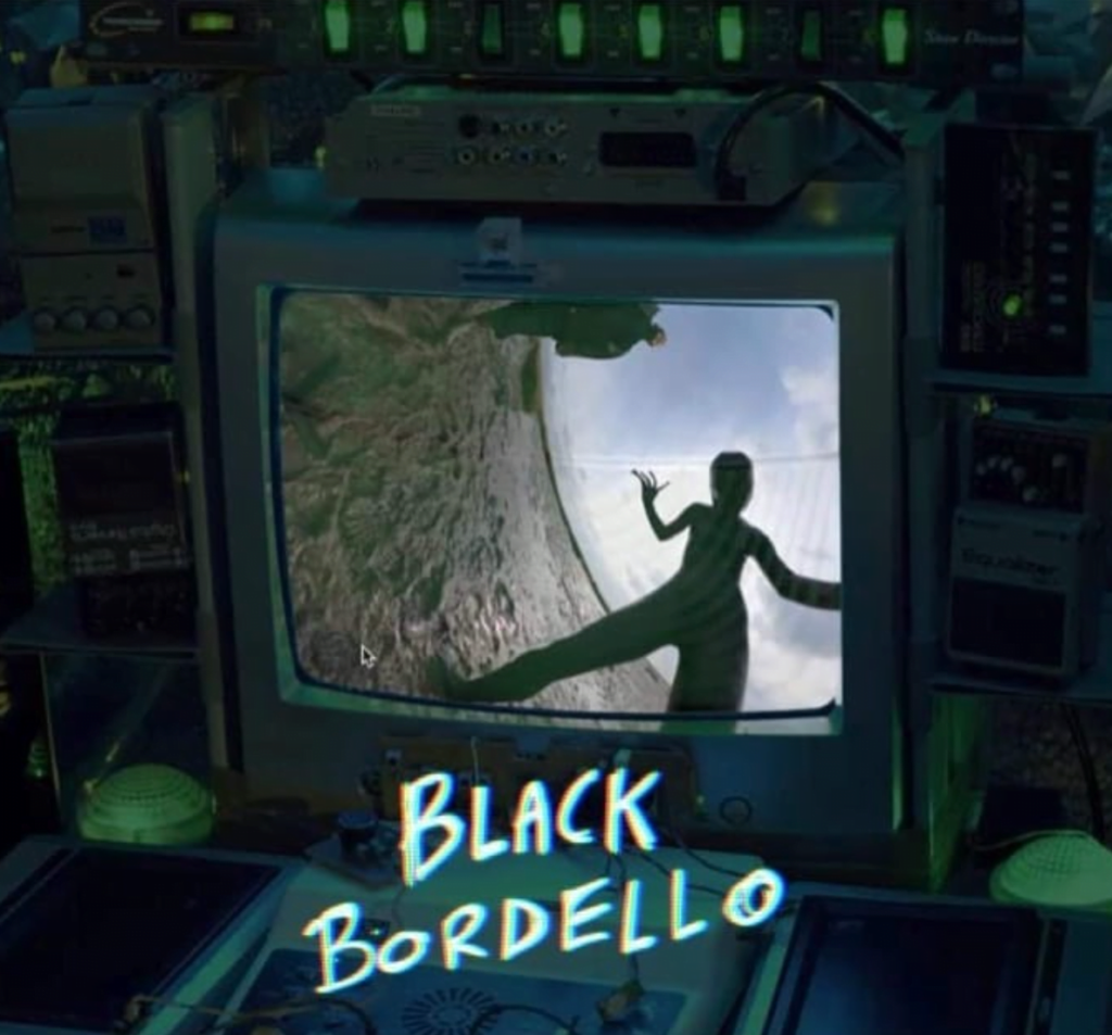 Black Bordello at The Gallery this Sunday 28th March 2021