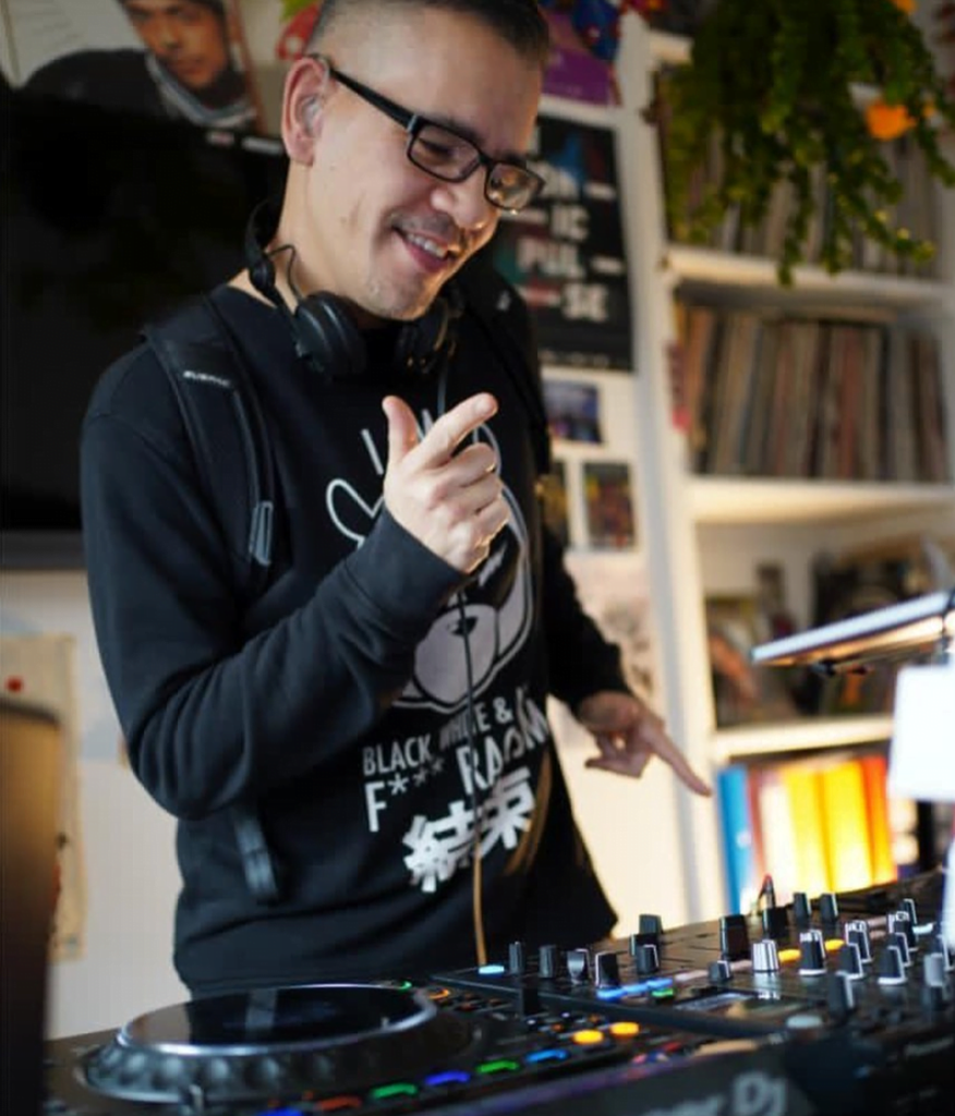 Deaf Rave's founder Troi Lee joins MC Geezer for Deaf Awareness Week